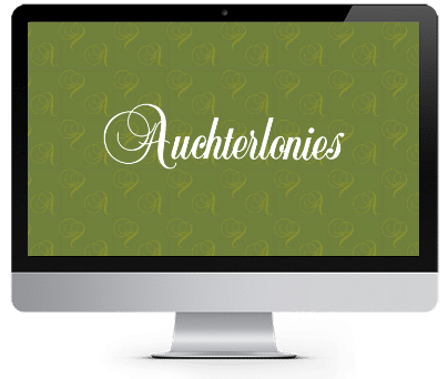 Auchterlonies of St Andrews, established 1895.