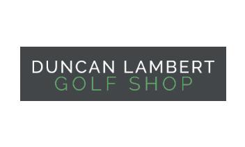Duncan Lambert Golf Shop.
